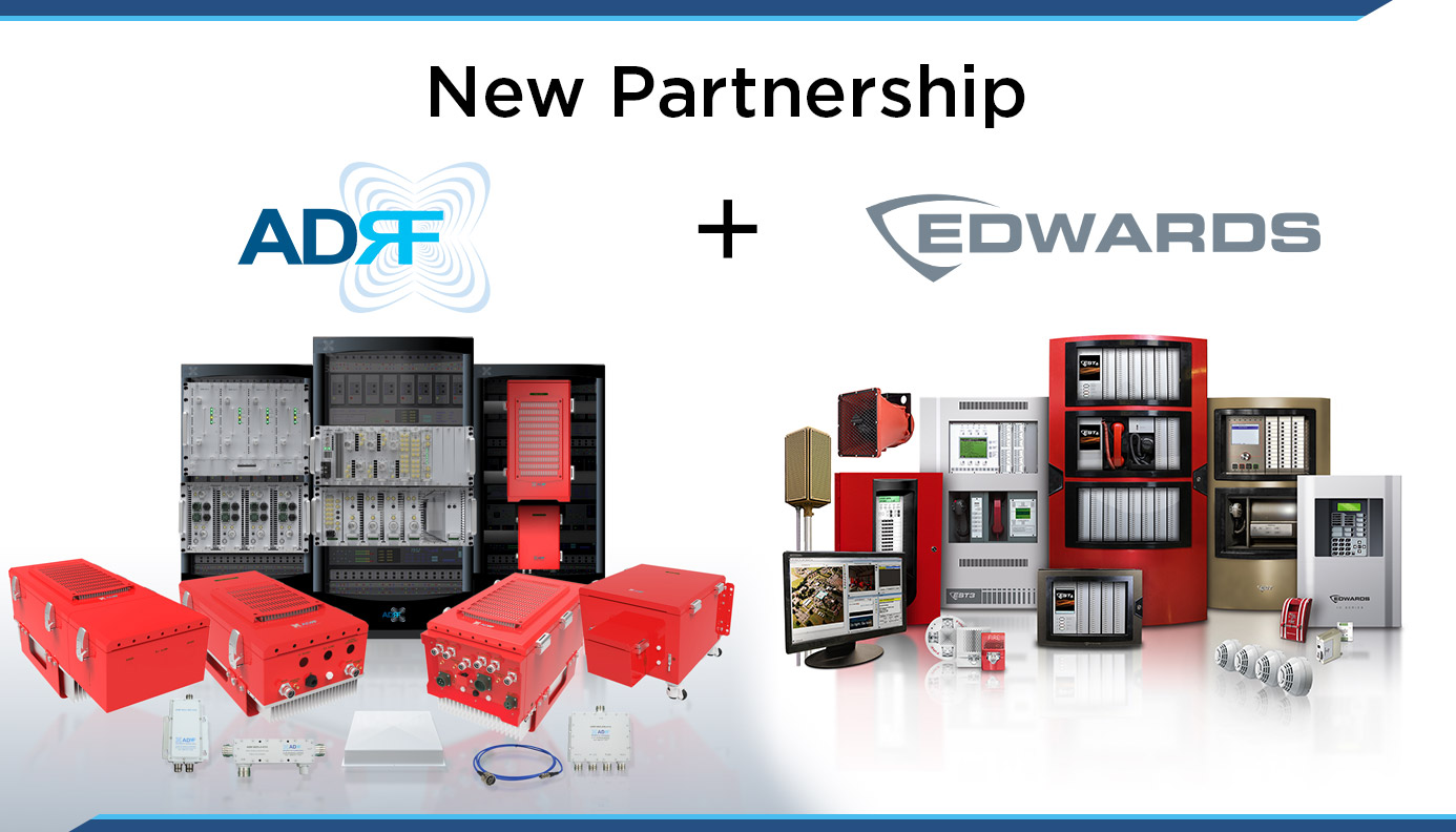 Edwards™ Enters Strategic Agreement with ADRF