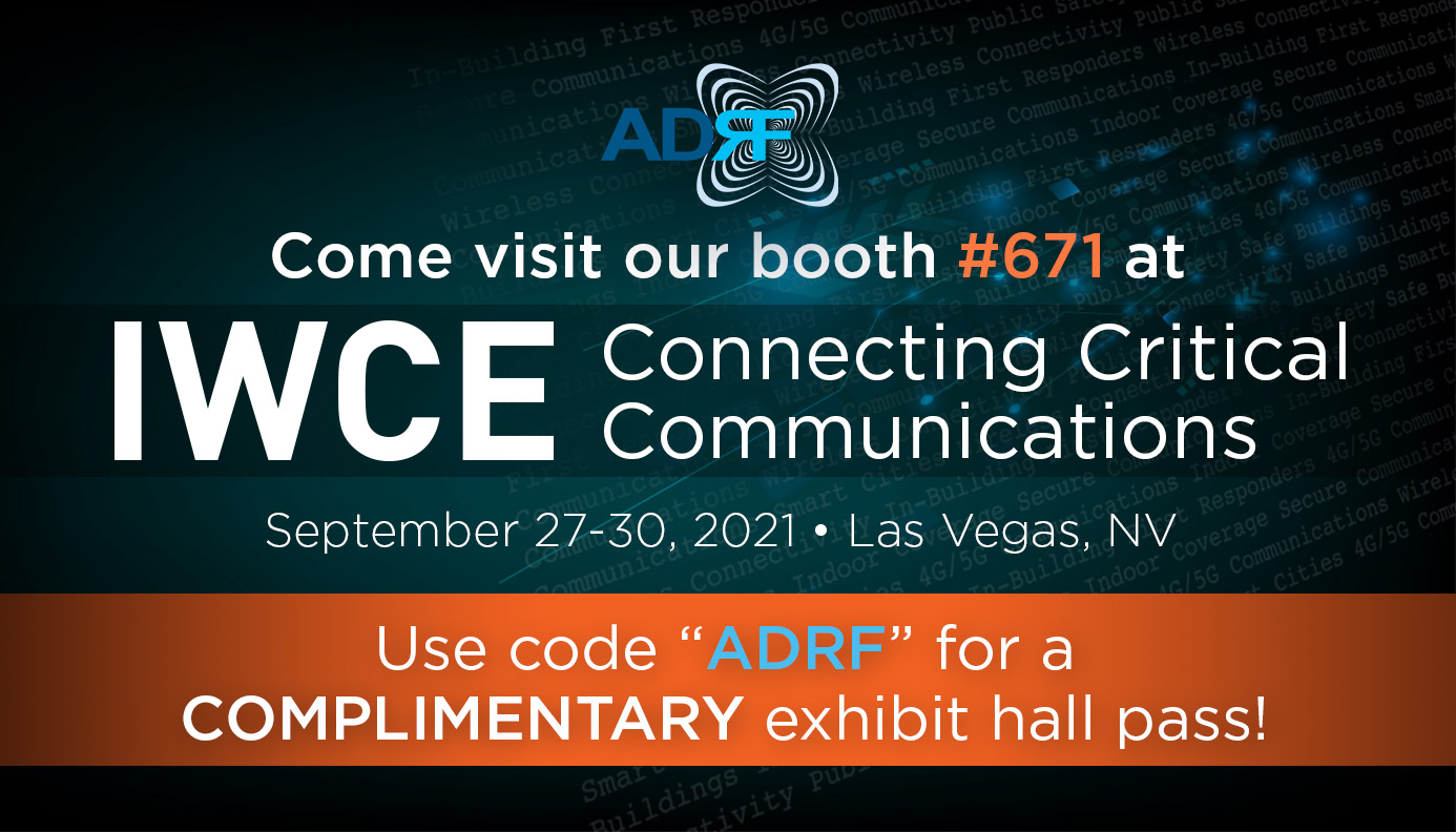 See you in Vegas at IWCE 2021!