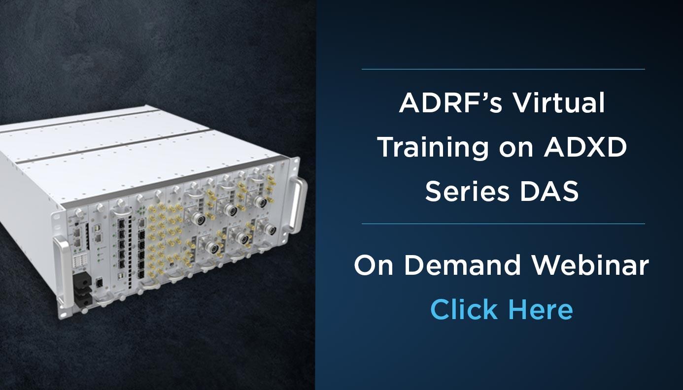 ADXD Training